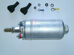 300lph Universal External Inline Fuel Pump Replacement For Bosch In line Tre 044