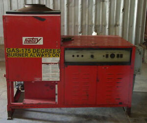 Hotsy 5700 Series Natural Gas Pressure Washer