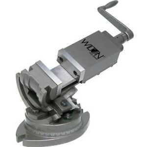 Wilton 2 Super Precision 3 axis Tilting Machine Vise 11700 New