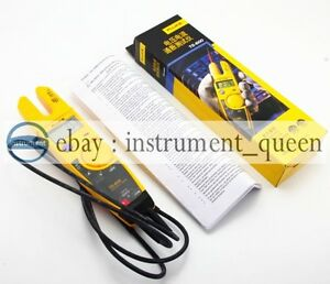 Fluke T5 600 Clamp Continuity Current Electrical Tester