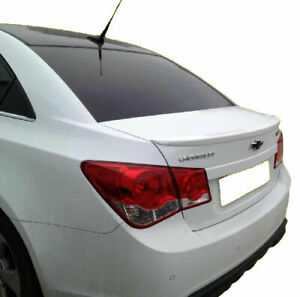 Factory Style Painted Rear Lip Spoiler Gm Licensed Fits 2011 2015 Chevy Cruze