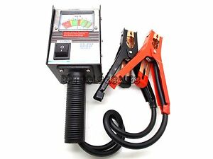 6 12v Battery Tester Auto Load Charger Alternator Regulator Automotive Tester