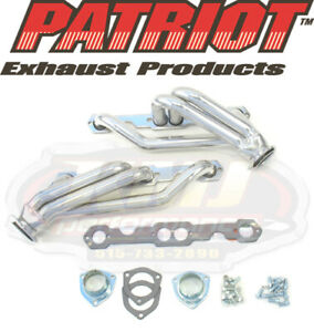 Patriot H8036 1 Chevy S10 2wd Small Block Chevy V8 Engine Swap Headers Ceramic