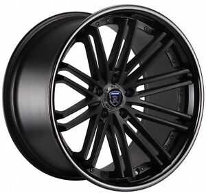 20 Rohana Rc20 Staggered Wheels 5x114 3 Rim Fits G35 Mustang 350z