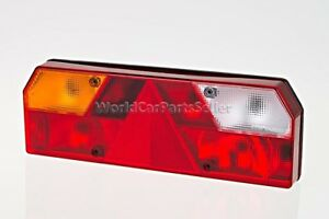 Trailer Truck Tail Light 420x140x75mm License Plate Stop Turn Signal Left