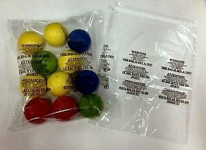 1000 9x12 Self Seal Suffocation Warning Clear Poly Bags 1 5 Mil Free Shipping