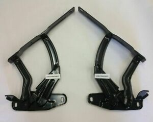 69 1969 Chevy Impala Caprice Hood Hinges New Pair