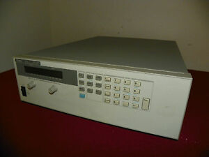Agilent Hp 6674a Dc Power Supply 60v 35a 2000 Watts