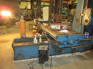 G l Horizontal Boring Mill