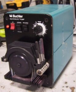 Haake Buchler 426 2000 Multistaltic Pump 115 Vac 0 70 Amps 80 Watts