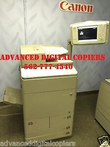 Canon Advance Ir C7055 Irc7055 Copier Printer Scanner With Low Meter