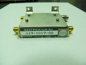 Tektronix 492 494p Spectrum Analyzer Rf Module 119 1019 00