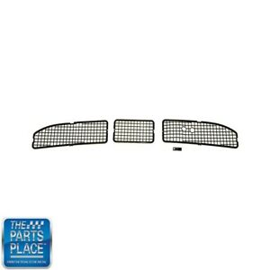 1968 72 Gm A Body With A C Firewall Cowl Vent Grille Screens 4 Pieces