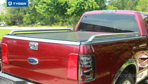 Tyger Stainless Truck Bed Rails For 97 14 Ford F150 6 5feet 78inch Short Bed