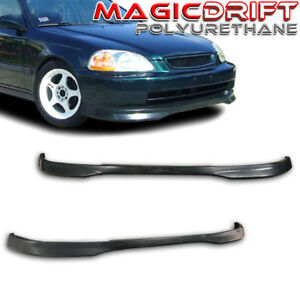 Aftermarket Made For 96 98 Honda Civic Ek Ctr Tr Jdm Front Pu Lip Urethane