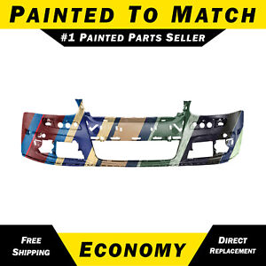 New Painted To Match Front Bumper Fascia For 2005 2010 Vw Volkswagen Jetta Gti