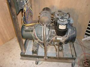 Lot Of 20 3 Kw Winco Portable Diesel Generators 13 Hp Duetz Engine