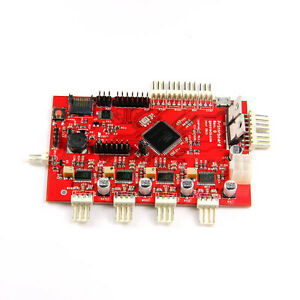 Geeetech Printerboard Upon Gen6 printrboard Printrbot For Makerbot Delta Rostock