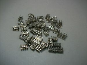 Ohmite Axial Resistor Series 90 Mounting Clips 5904 Pack Of 50 Pieces New