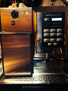 Fully Automatic Espresso Machine And Steamers