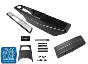 1970 72 Chevrolet Chevelle Malibu Manual Console Kit