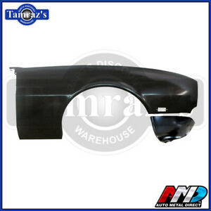 68 Camaro Rs Front Fender With Extension Lic Gm Restoration Part Rh Amd