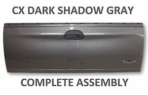 New Painted Cx Dark Shadow Rear Tailgate Assembly For Ford F250 F350 Super Duty
