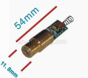 Real 100mw 532 Green Laser Module Dot Beam For Standard Host Power Error