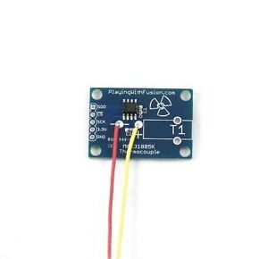 Max31855 K type Thermocouple Breakout Max6675 Upgrade 3v Arduino Compatible