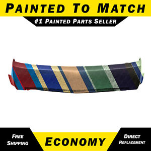 New Painted To Match Rear Bumper Cover For 2003 2007 Cadillac Cts 2 8 3 2l 03 07