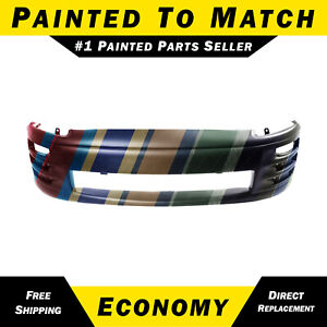 New Painted To Match Front Bumper Cover For 2000 2001 2002 Mitsubishi Eclipse