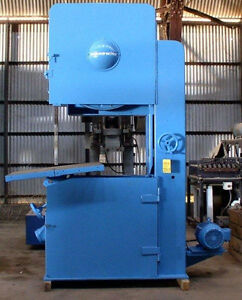 36 Tannewitz Model G1n Vertical Band Saw left hand