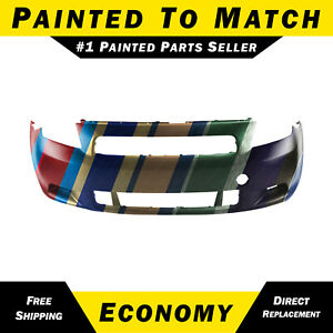 New Painted To Match Front Bumper Cover Replacement For 2005 2010 Scion Tc