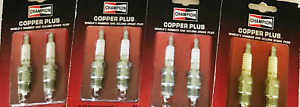 Spark Plugs Chevrolet 265 283 327 348 350 400 Gmc Avanti Ii Checker