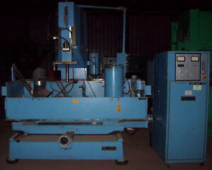 Elox Model 12 6636 Ram sinker Electrical Discharge Machine