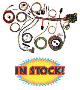 American Autowire 510008 Power Plus 20 Universal Wiring Harness