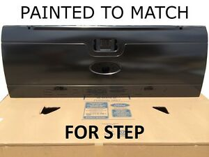 Painted To Match Factory Oem Tailgate 08 16 Ford F250 F350 Super Duty With Step