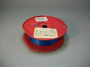 Prestolite Wire 30 Awg Blue Color 3000 Feet New