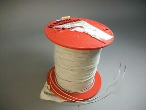 Raychem Wire R4761p209 24 Awg White Color 1000 Feet New