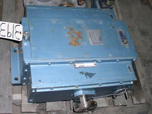 LINK BELT SUX PIV VARIABLE SPEED DRIVE