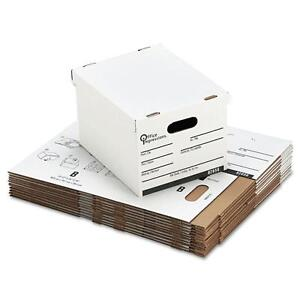 Office Impressions File Boxes Economy Storage Letter legal File 12 Count