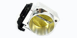 Accufab 84 5mm 2011 2014 Mustang 5 0l Polished Throttle Body 5 0 3v Gt Boss 302