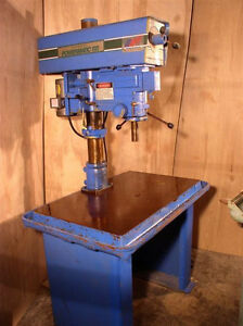 20 Powermatic Model 1200 Drill Press Floor Model