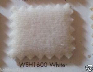 White Auto Headliner Upholstery Fabric Kit 10 Yards X 60 Foam Back Material