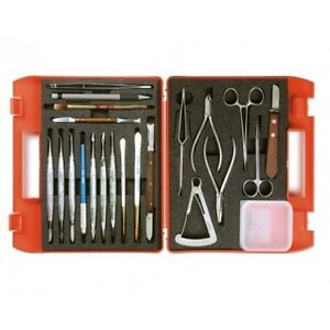 Renfert Laboratory Deluxe Set Dental Technician Instruments Bridge