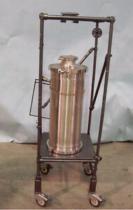 Custom Research Reactor Sale 10 Liter Complete Excellent Condition