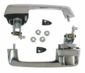 New Trim Parts Outside Door Handle Pair For Listed 68 70 Roadrunner Super Bee