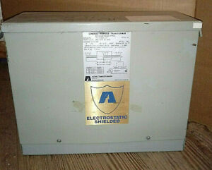 1 New Acme T 2 53329 1s Dry Type Distribution Transformer 6 Kva make Offer