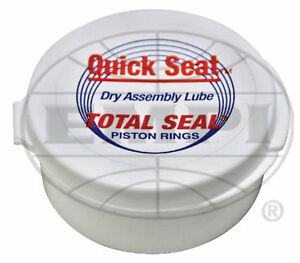 Air Cooled Total Seal quickseat Dry Film Powder For Piston Rings