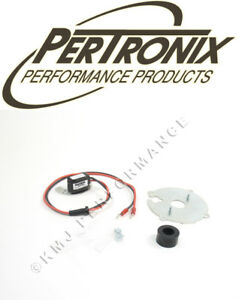 Pertronix 1146a Ignitor Ignition Kit Delco 4cyl Distributor Mercruiser 140 Omc